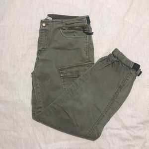 Cargo Pants From Anthropologie